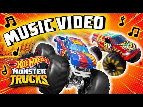 @HotWheels | Official MUSIC VIDEO 🎶 | Go Big, Go Hot Wheels 🔥