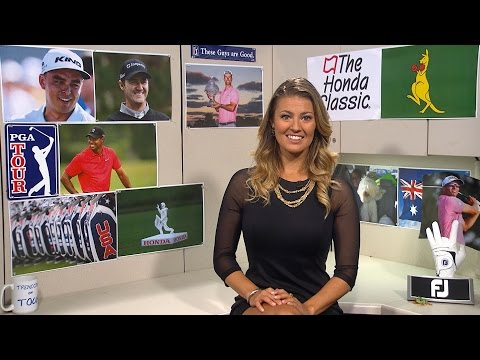 Trending on TOUR | A Tiger update, a puppy, Jimmy Fowler & angry birds