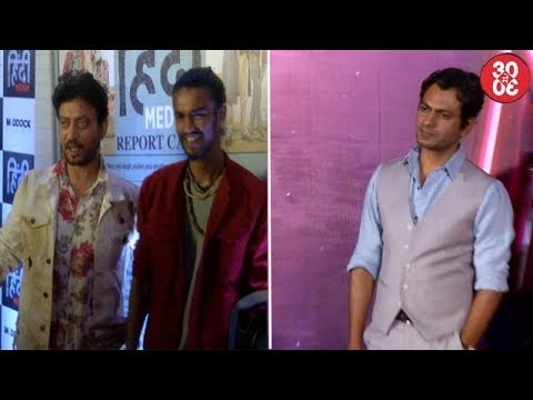 Irrfan Set To Start Shooting For His Comedy Film | Nawazuddin To Release His Life Memoir