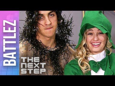 The Next Step - Dance Battlez: Scarecrow James vs Leprechaun Michelle (Season 3)