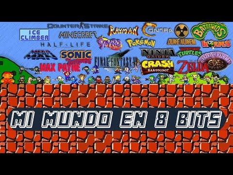 """¡ESTAMOS DE VUELTA! - CAMBIOS EN EL CANAL """"MI MUNDO EN 8 BITS"""""""