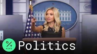 White House Press Secretary Kayleigh McEnany Holds News Briefing