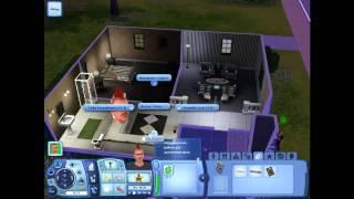 Прохождение Sims 3  часть 6