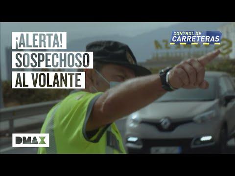 Top 3: Conductas sospechosas que ponen en alerta a la Guardia Civil | Control de Carreteras