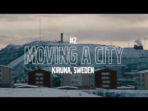 Volvo CE – The Megaproject Listing #2 – Moving a city