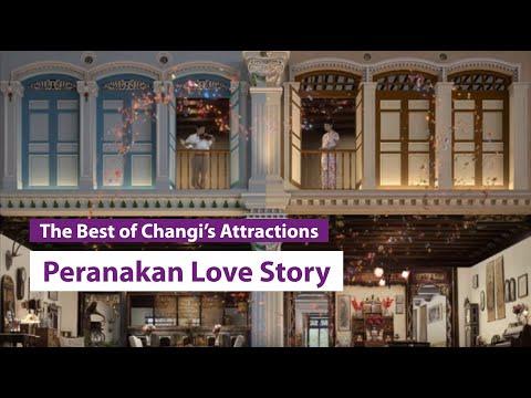 #ChangiT4: Peranakan Love Story