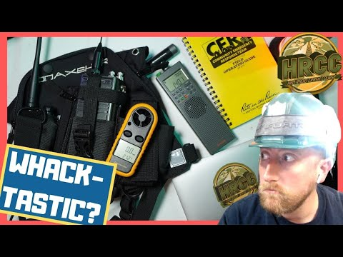 Coaxsher Vs. Abbree Radio Harness  - Whacker or Tacticool?
