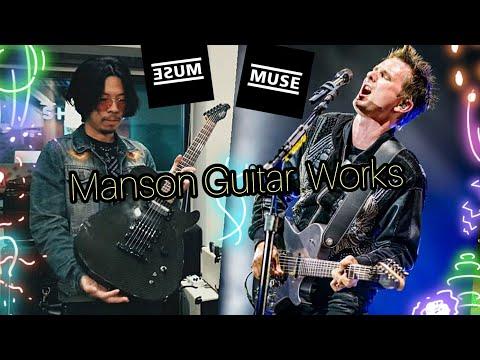 หมาติดเกาะ-หูหมา-Manson-Guitar