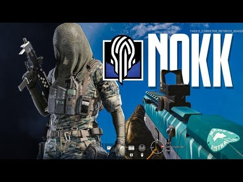NOKK GAMEPLAY: An Offensive Caveira (Rainbow Six Siege)