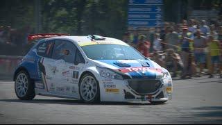 Rally del Friuli Venezia Giulia: Peugeot 208 T16 e Andreucci – Tappa 2