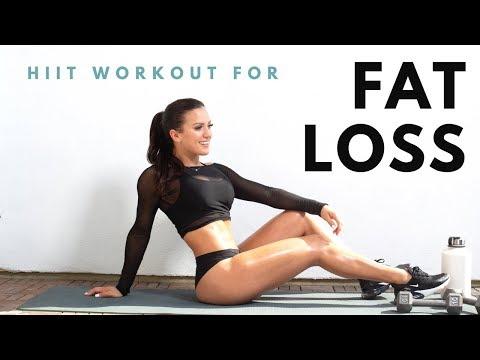FAT BURNING CARDIO WORKOUT – Tone Up, Lose Fat!
