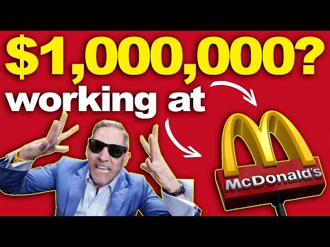 $1,000,000 Working at Mcdonald's? - Grant Cardone photo