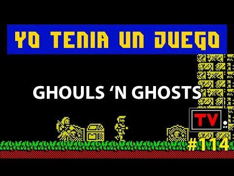 Yo Tenía Un Juego TV #114 - Ghouls 'N Ghosts (ZX Spectrum)