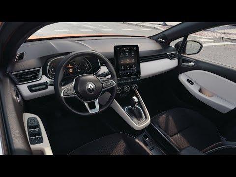 Nouvelle Renault CLIO : Design Intérieur