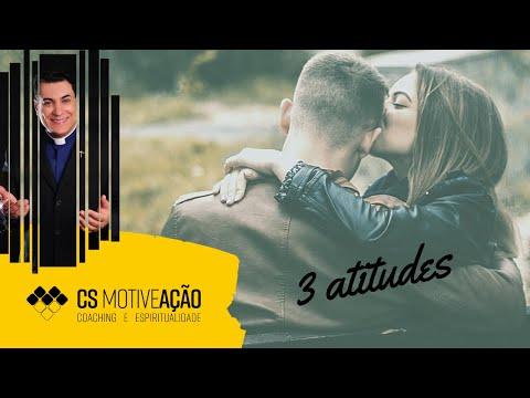 MotiveAção 21 - Conheça as 3 ATITUDES para restaurar qualquer casamento! - Padre Chrystian Shankar