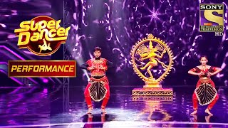 "Anwesha और Anil ने दिया ""लड़की बड़ी अंजानी है"" पे धमाकेदार Performance!   Super Dancer Chapter 3 - SETINDIA"