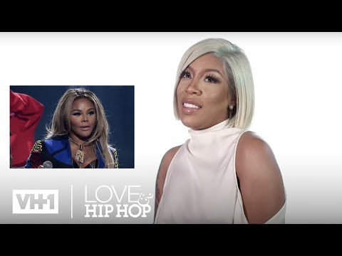 K. Michelle Plays a Highly Entertaining Game of 'Name That Kim'   VH1
