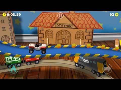 Playroom Tracks Gameplay (Android)