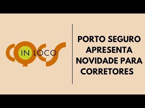 Imagem post: Porto Seguro apresenta novidade para Corretores