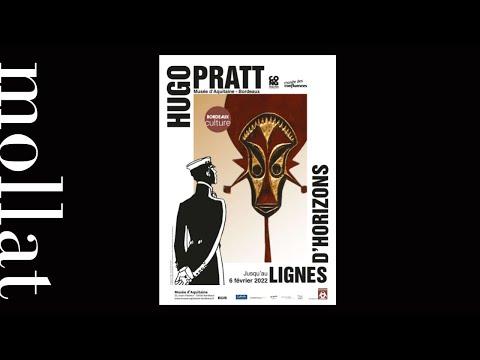 Vidéo de Hugo Pratt