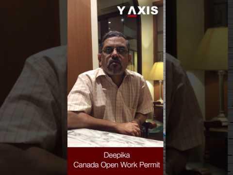 Deepika Canada Open Work Permit PC Vaibhavi