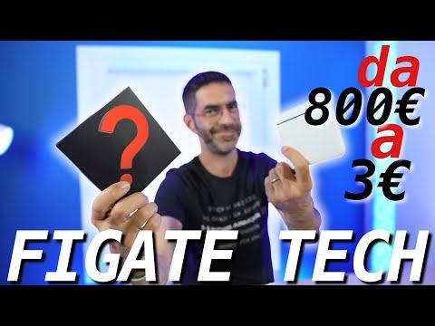 9 FIGATE TECH DA 3€ A 800€ (ANTEPRIM …