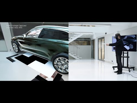 Lenovo Workstations and Aston Martin ProVR Experience