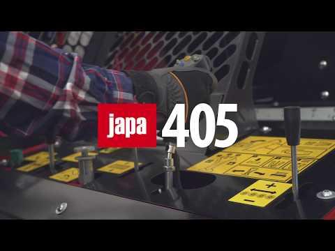 Japa 405  vedprocessor