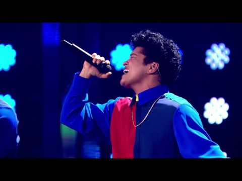 connectYoutube - Bruno Mars - That's What I Like [Live from the Brit Awards 2017]