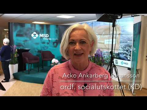 Brown Bag Lunch Talks at MSD Sweden. June 17, Early diagnosis and innovative treatments.