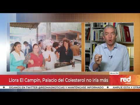 Red+   Llora El Campín, Palacio del Colesterol no iría más