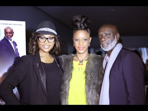 Real Housewives of ATL Stars Cynthia Bailey and Peter Thomas with ChicRebellion.TV