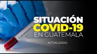 Guatemala suma 42 muertes por la covid-19 y llega a 8.735 fallecimientos por la pandemia
