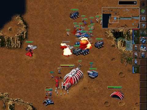 KKND: Krush Kill 'N Destroy (Survivors: Mission 9) (Beam Software) (MS-DOS) [1997] [PC Longplay]