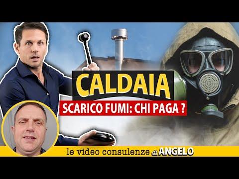 CALDAIA a GAS: chi risponde per i fumi emanati? | Avv. Angelo Greco