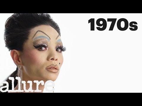 100 Years of Drag Makeup | Allure