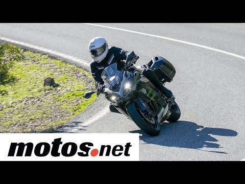 Kawasaki Ninja 1000 SX | Presentación / Primera prueba / Test / Review en español HD