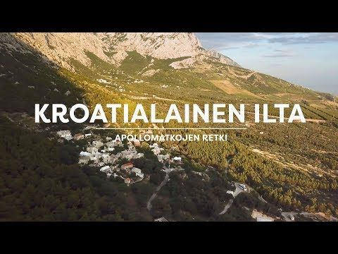 Kroatialainen ilta - Apollomatkojen retki