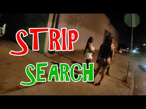 STRIP SEARCH - Can Police Search Under My Clothing?