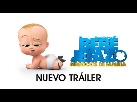 EL BEBÉ JEFAZO: NEGOCIOS DE FAMILIA - Tráiler Oficial 2 (Universal Pictures) - HD