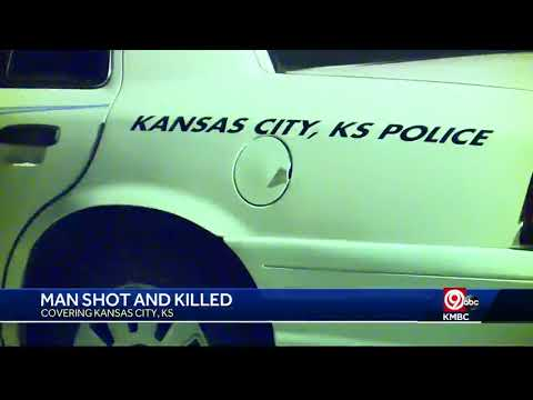 Man shot, killed Tuesday night in KCK
