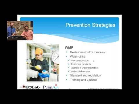 Legionella - Outbreak and Prevention