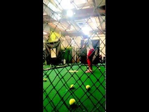 DRILL VIDEO - Single Arm with Little Bat