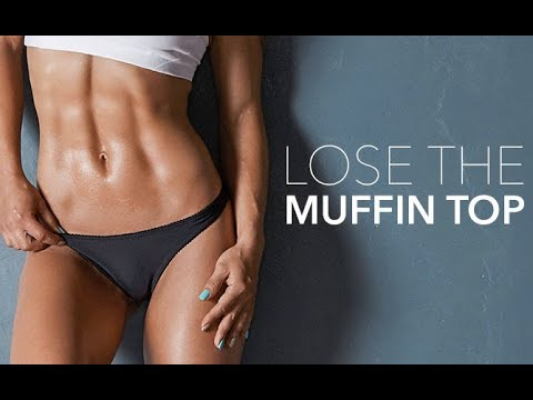 Lose The Muffin Top! (BURN BELLY FAT & TIGHTEN ABS!!)
