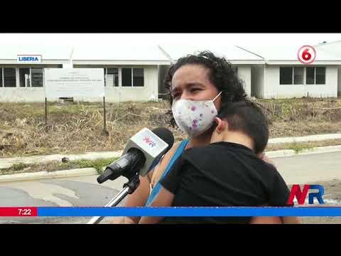 Construcción de 104 viviendas en Guadalupe de Liberia presenta retrasos