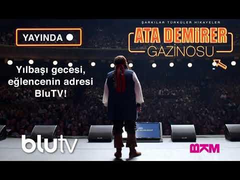 Ata Demirer Gazinosu Şimdi BluTV'de