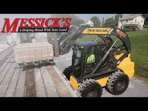 *NEW* - New Holland 300 Series Overview | L328 Walk Around Picture