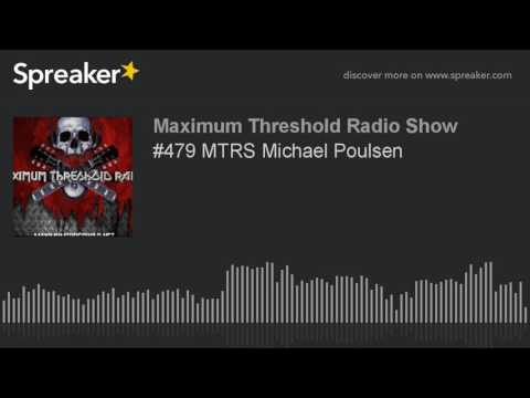 #479 MTRS Michael Poulsen (made with Spreaker)
