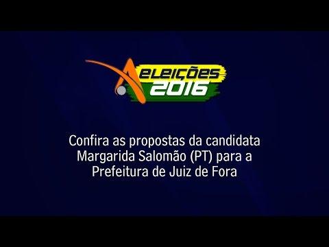 ACESSA.com - Candidata Margarida Salomão apresenta propostas