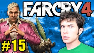 FAR CRY 4 Gameplay Part 15 - BEST KILLSTREAK EVER - Let's Play FAR CRY 4 (Gameplay & Commentary)